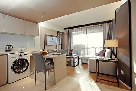2 Bedroom Apartment for Rent in Ratchathewi, Bangkok - Luxury serviced apartment on Wireless road Exclusive Serviced Residence on wireless road