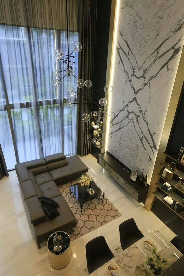 For rent Quarter 39, a luxury townhouse in Sukhumvit area (RT069)