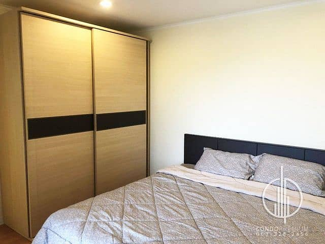 G 1794 Condo for rent Lumpini Ville Cultural Center fully furnished.