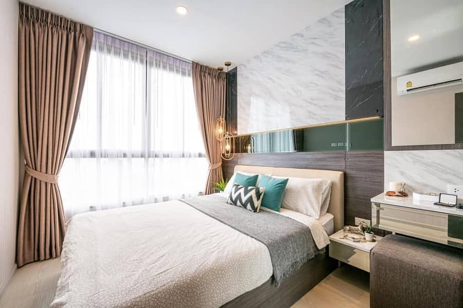 ✨ For rent 1 bed beautiful beauty at Elio Del Nest BTS Udomsuk ✨