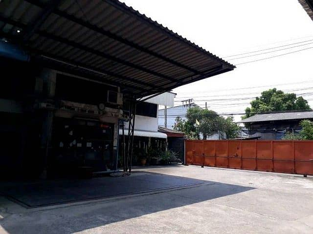 RK021 Factory, warehouse, distribution center for rent with a license RK Rama 2 Rd.