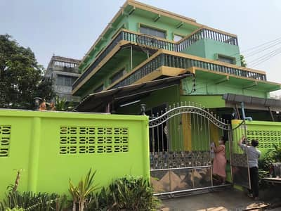 3 Bedroom Home for Rent in Thung Khru, Bangkok - Single house for rent (semi home factory)