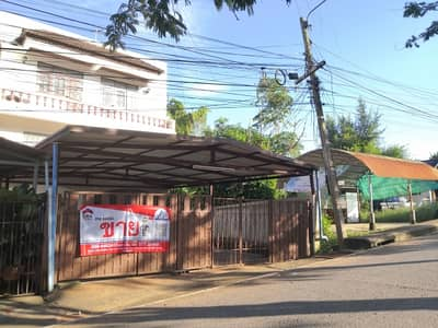 2 Bedroom Townhouse for Sale in Mueang Surat Thani, Suratthani - ขายด่วน! ทาวน์โฮม 2 ชั้น เนื้อที่ 69.4 ตร. ว.