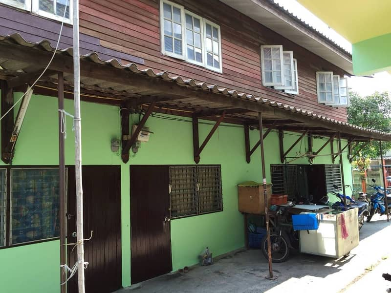 2 storey apartment for sale, Sanambinnam with full tenants Buy and collect the rent easily. No need for renovation