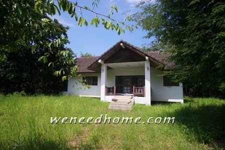 3 Bedroom Home for Sale in Chok Chai, Nakhonratchasima - Single storey house for sale in the Korat Resort project 1-0-38 rai, good location, very cheap, only 1.9 million near the Korat ring