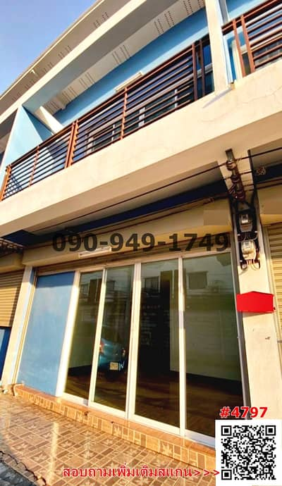2 Bedroom Townhouse for Rent in Nong Khaem, Bangkok - For rent 2-storey townhouse Petchkasem 69 Intersection 6 (Naksathaphon 2) **office open** ready to move in