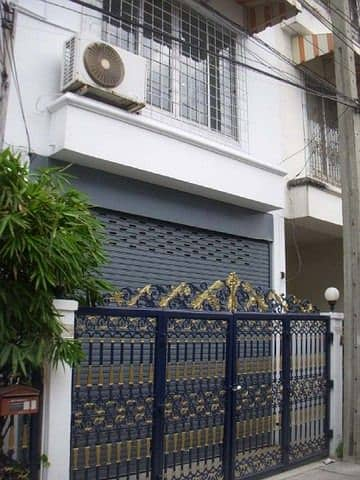 3 Bedroom Townhouse for Sale in Bang Sue, Bangkok - AE0121 Townhouse for rent, 3 floors, 3 floors, 3 bedrooms, Soi Prachachuen 28, good location