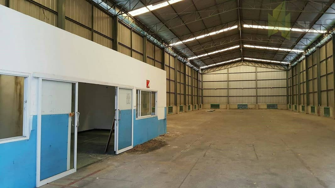 Warehouse in the city for rent A 750 sq. m. warehouse in the city for RENT. BTS On-Nut (SPSCS041)