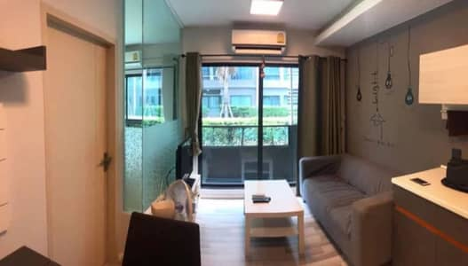 NCR-63028- Condo for rent, Ease Rama 2 (EASE Rama II), 800 meters away from Central Rama 2.