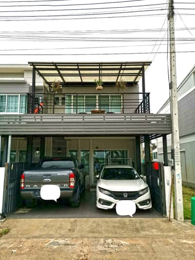 2 Bedroom Townhouse for Sale in Mueang Chiang Rai, Chiangrai - 5CB0305  Townhouse for sale with 2 bedrooms,2 toilets.