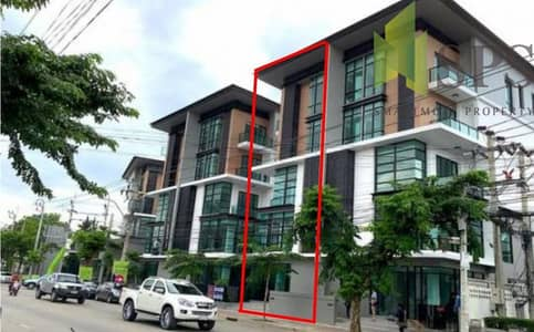 Office for Rent in Min Buri, Bangkok - FOR RENT EXCELLENT Home Office in Ekkamai-Ram Inthra Home Office Ramintra for Rent (SPSCS070)