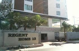 New Condo for Rent Regent 13 Sukhumvit 93 close to the expressway (New Condo for Rent Regent 13 Sukhumvit 93 close to BTS and express way.
