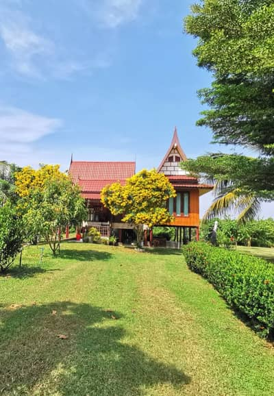3 Bedroom Home for Sale in Ratchasan, Chachoengsao - House for sale in Suan Rim Klong
