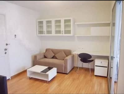 1 Bedroom Condo for Rent in Bangkok Noi, Bangkok - NCR-63014-For rent. Condo The Trust Pinklao, swimming pool view in the east, cool breeze, not hot