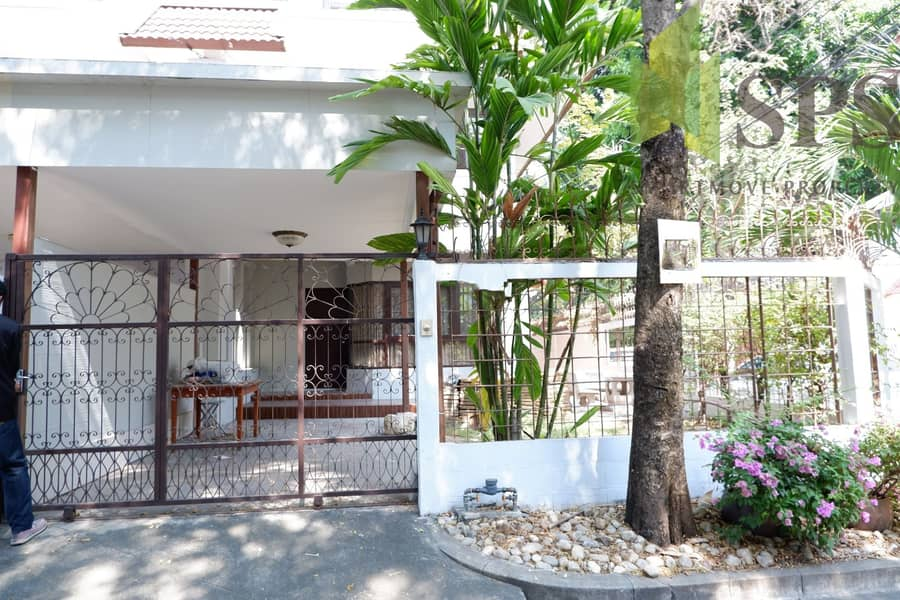 Lat Dao Village Townhouse FOR RENT (SPS-GH229)