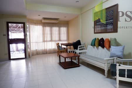 3 Bedroom Townhouse for Rent in Bang Na, Bangkok - Lat Dao Village Townhouse FOR RENT (SPS-GH227)
