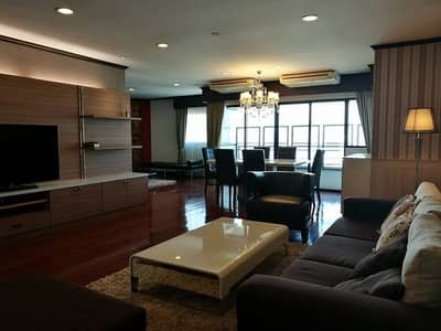 3 Bedroom Condo for Rent in Sathon, Bangkok - C267-Sathorn Gardens for Rent 230 sqm. 3Bed FL 31 Rent 100,000 THB