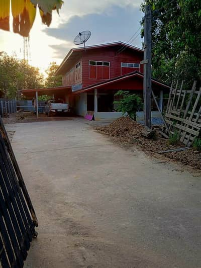 3 Bedroom Home for Sale in Mueang Sukhothai, Sukhothai - 2-storey detached house for sale near the historical park 2 kilometers