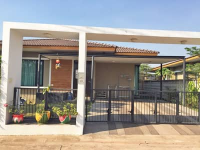 3 Bedroom Home for Sale in Mueang Udon Thani, Udonthani - 2C5MG03201    A house storey for sale with 3 bedrooms,2  toilets and 1 kitchen.