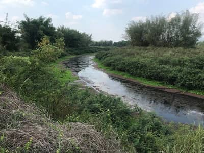 Land for Sale in Mueang Loei, Loei - Next to the river near the town, title deed 11 rai