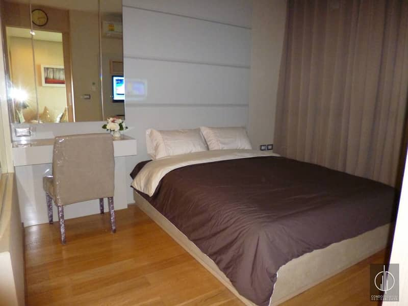 G 2012 Condo for rent The Address Asoke has many rooms ready to move in.