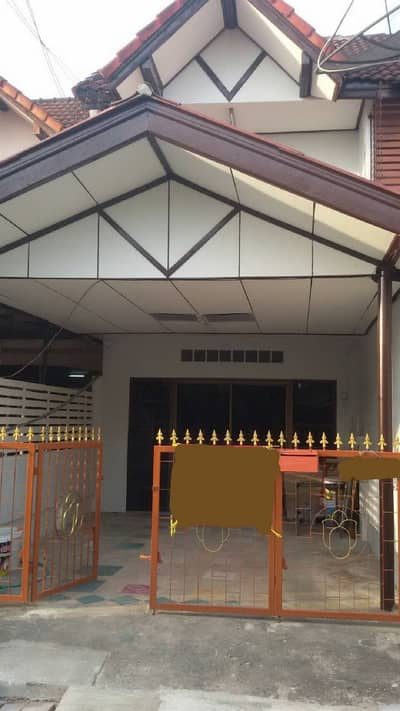 2 Bedroom Townhouse for Rent in Mueang Khon Kaen, Khonkaen - 2-storey townhouse for rent, 2 bedrooms, 2 bathrooms, fully furnished, Moo 22, Ban Ped Subdistrict
