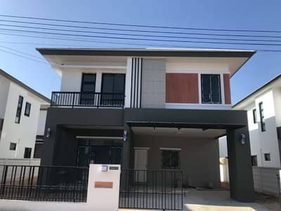 3 Bedroom Home for Rent in Mueang Khon Kaen, Khonkaen - Rent a new house with furniture, PS home, Laonadee 4.