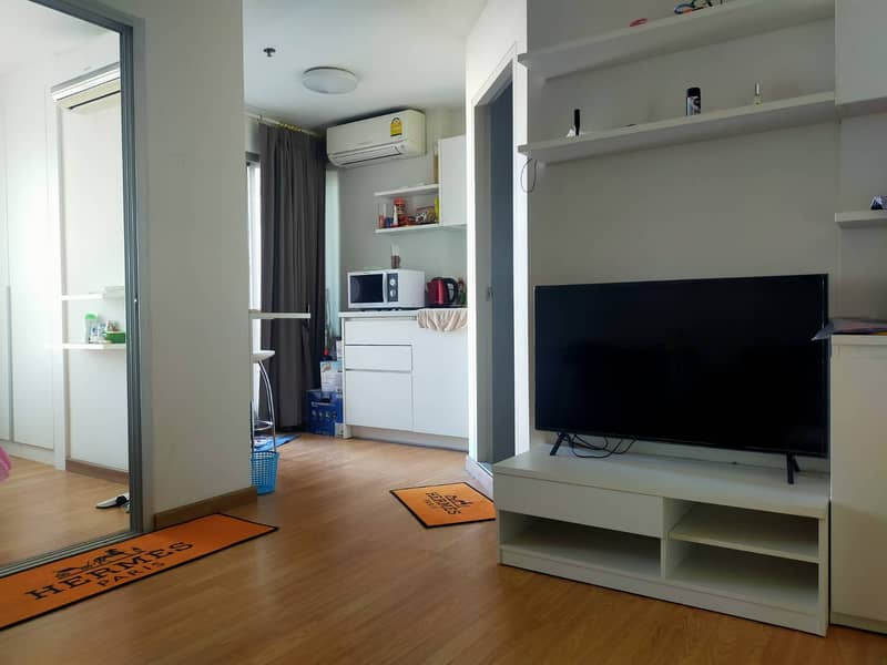 [NS2123] For sale The Trust Pinklao, near Central Pinklao, high floor, good condition, own owner