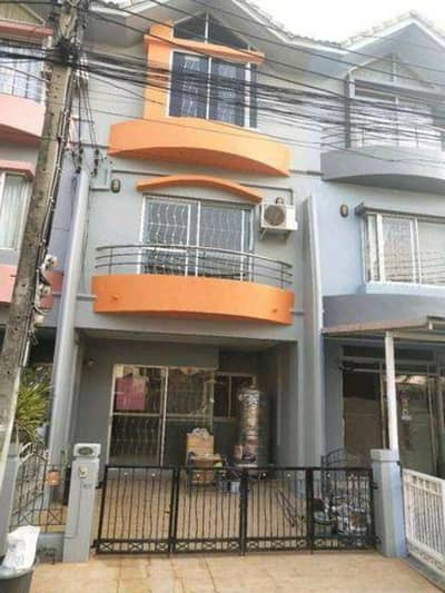 4 Bedroom Townhouse for Rent in Chatuchak, Bangkok - House for rent in the heart of Bangkok, Ratchada 32 area