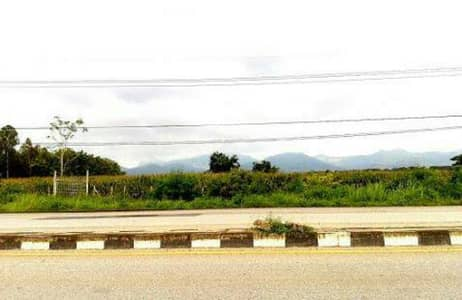 Reduce the price of land for sale 2 rai, payable on the main road number 21, Petchabun up.