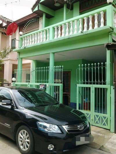 3 Bedroom Townhouse for Rent in Khlong Sam Wa, Bangkok - Townhouse for rent.