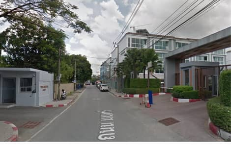3 Bedroom Home for Sale in Yan Nawa, Bangkok - 38173 - Townhouse For Sale, on Nonsi Rd. , Plot size 28 sq. wa.