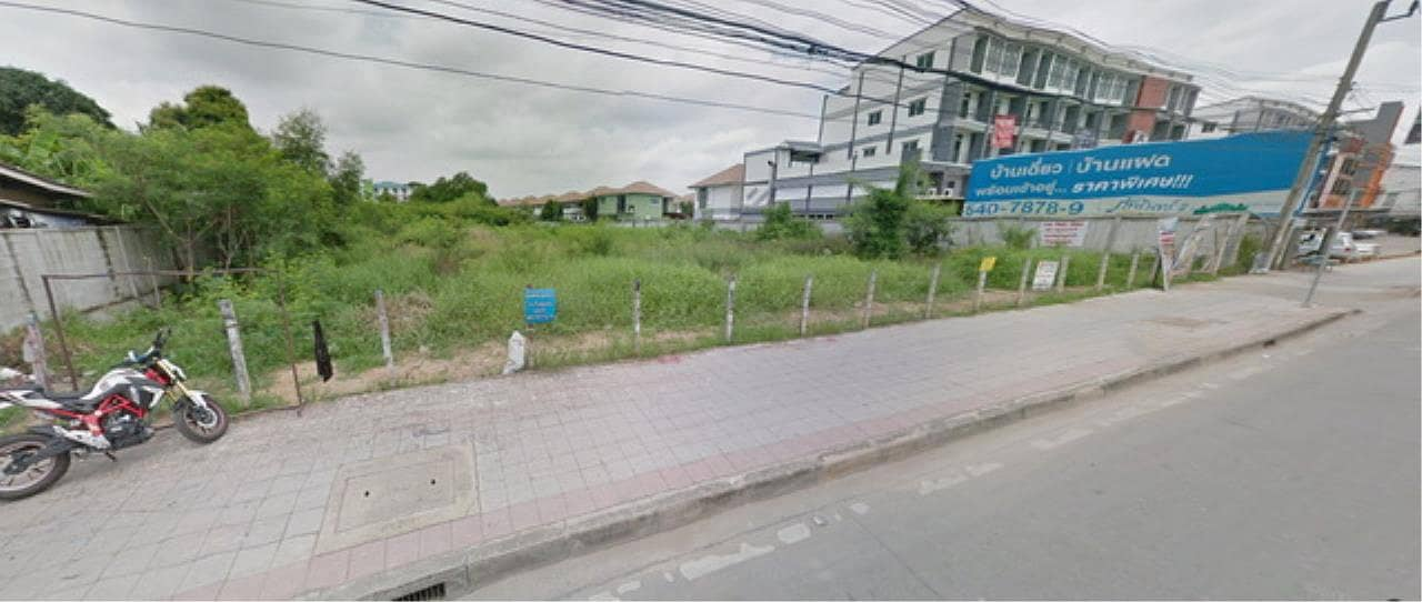 38456 Land for rent Hatairat Road, Next to Phatarin 2 project, Plot size 2-1-31 rai
