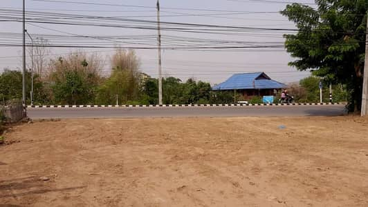Land for Rent in Mae Ramat, Tak - Good location land for rent