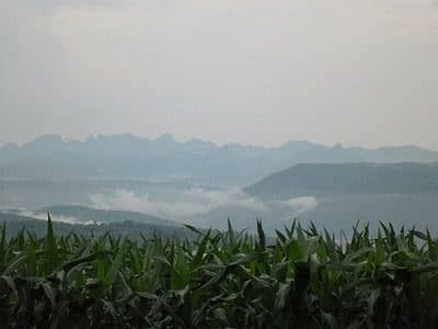 Land for Sale in Nam Nao, Phetchabun - High hill, beautiful 360 degree view