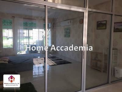 Office for Sale in Mueang Rayong, Rayong - Home office for sale, 2 and a half, 2 units, area 35.9 sq m (18.2 sq m and 17.7 sq m