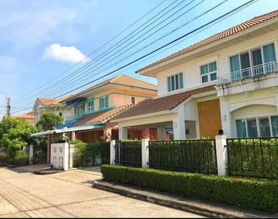 3 Bedroom Home for Rent in Mueang Nonthaburi, Nonthaburi - House For Rent : Perfect Place Village Ratchapruk Rd. Near Rama5 Rd. Nonthaburi