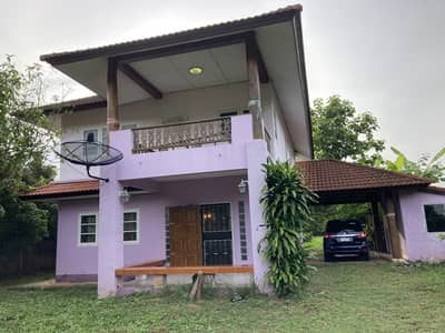 3 Bedroom Home for Sale in Li, Lamphun - Single house with longan garden