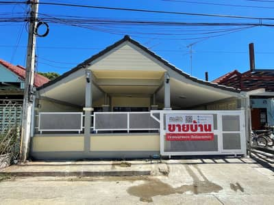 2 Bedroom Townhouse for Sale in Mueang Kanchanaburi, Kanchanaburi - Townhouse 3 km. to Robinson Kanchanaburi