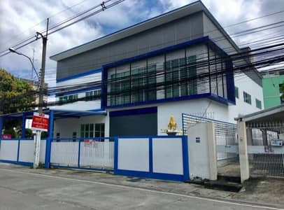 Office for Sale in Mueang Nonthaburi, Nonthaburi - Sales of office building Ngamwongwan 27, entering Soi 120 m, near The Mall, expressway, can be accessed in many ways.