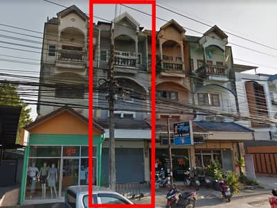 Commercial Building for Rent in Mueang Rayong, Rayong - Building - For Rent - commercial building for rent in the lower line, Mueang Rayong, Rayong