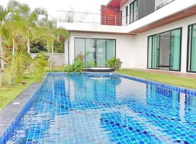For rent New house in Mabprachan Lake