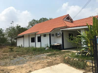 2 Bedroom Home for Sale in Mueang Nakhon Ratchasima, Nakhonratchasima - One-story garden house near the city of 252 square meters