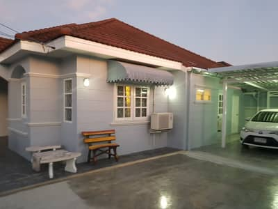 2 Bedroom Townhouse for Rent in Mueang Phuket, Phuket - Special price for rent Phuket Villa 5 Chao Fah, spacious house, fully furnished. Good location in the middle of the city near Kajonkiet School Phuket