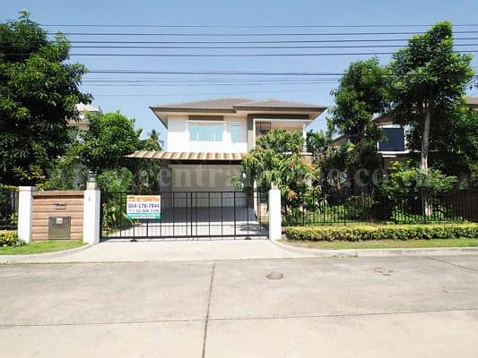 House for sale 75.3 sq. w. , The Grand Pracha Uthit Village, ready to move in