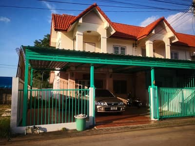 3 Bedroom Townhouse for Sale in Mueang Saraburi, Saraburi - 2 storey townhouse for sale