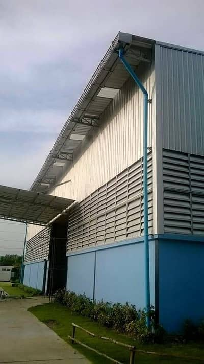 Factory for Sale in Thai Mueang, Phangnga - Building a ready-made warehouse And warehouses for rent across the country