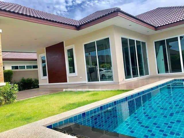 Pool villa for sale and rent