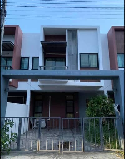 3 Bedroom Townhouse for Sale in Mueang Khon Kaen, Khonkaen - Townhome for investment