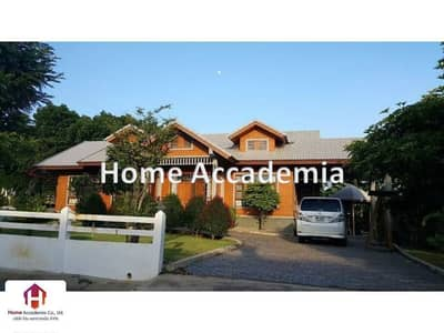 4 Bedroom Home for Sale in Pak Chong, Nakhonratchasima - House for sale with land 200 sq. w. , Holiday Park, Khao Yai, Pak Chong, Nakhon Ratchasima